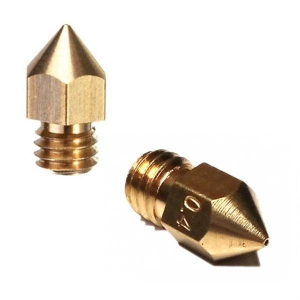 mk8 brass nozzle